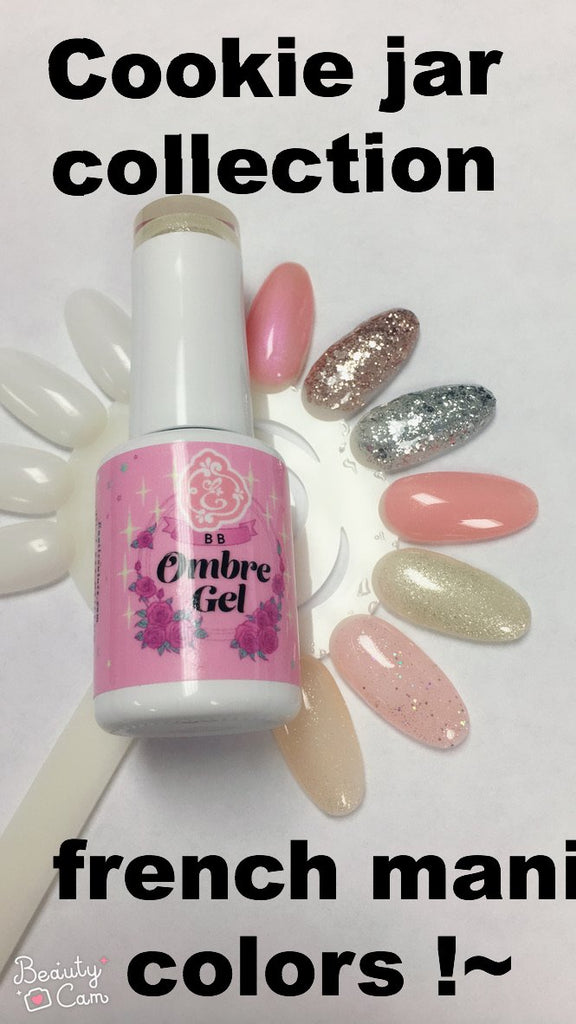 Cookie Jar French Bb Ombre Gel Polish Enailcouture
