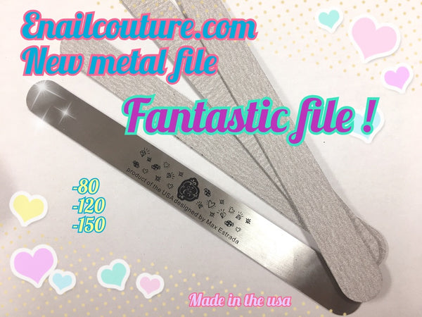 Fantastic files!~ (File Wand & Replacement Packs each sold separately)