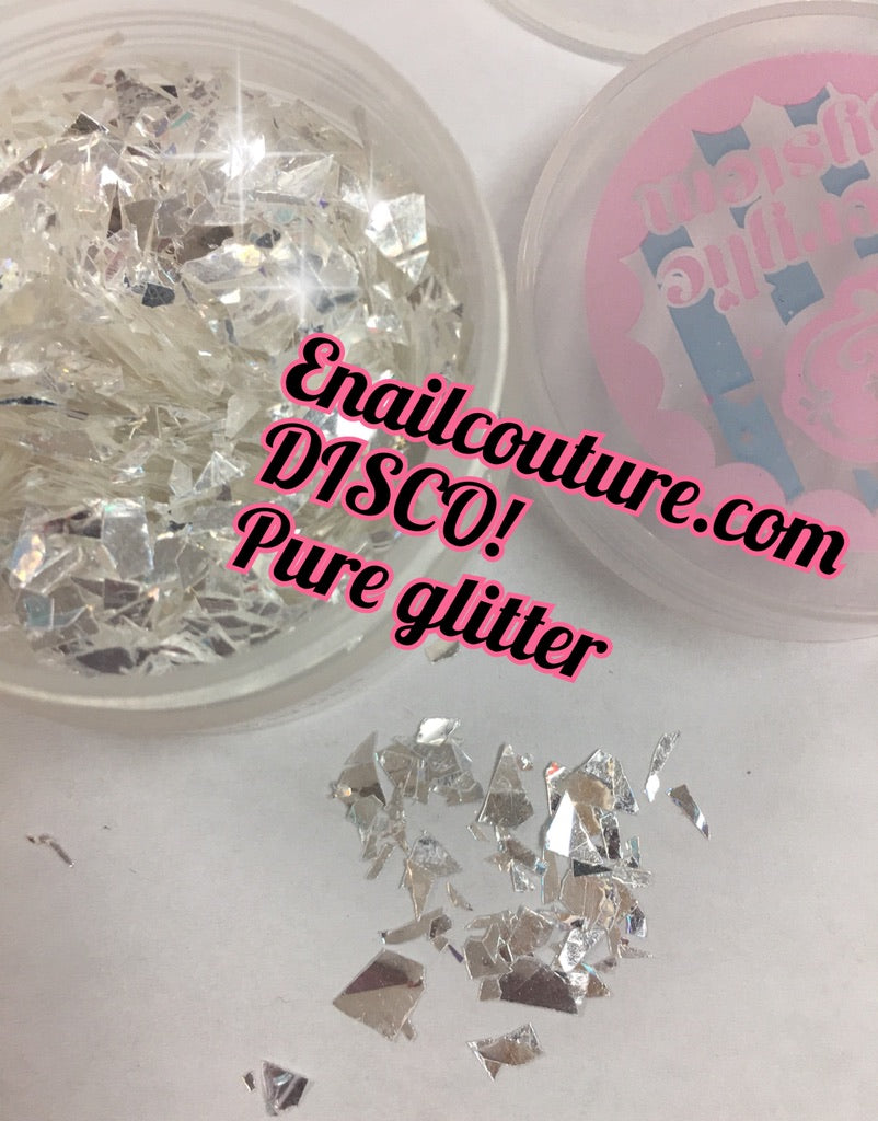 DISCO , pure glitter mix!