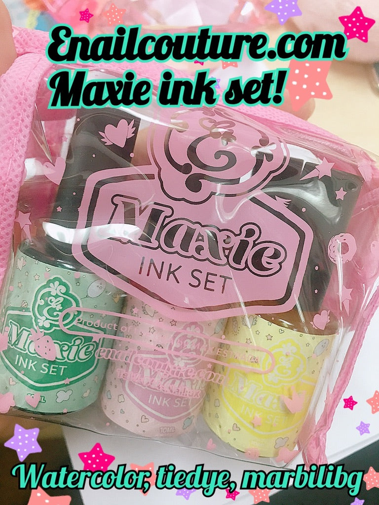 Maxie INK Set ! Vol. 1