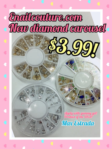 Diamond Carousel !~