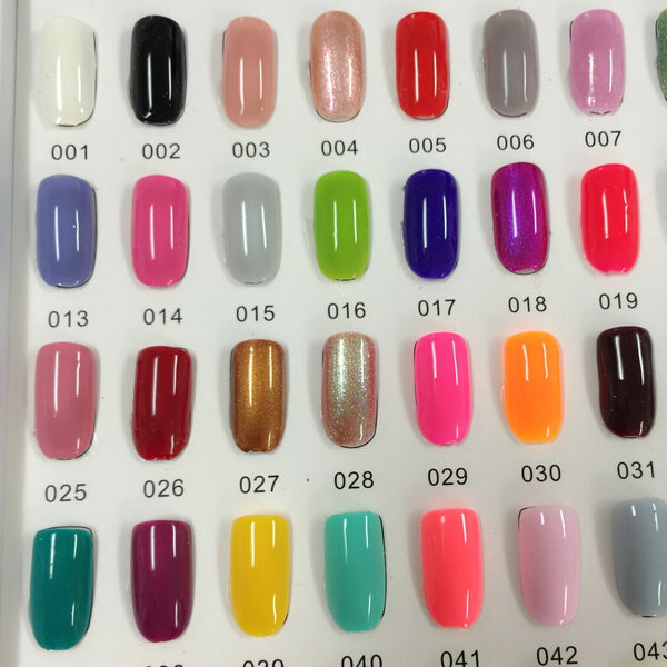 The Gel Polish!~xoxo (#001-100)