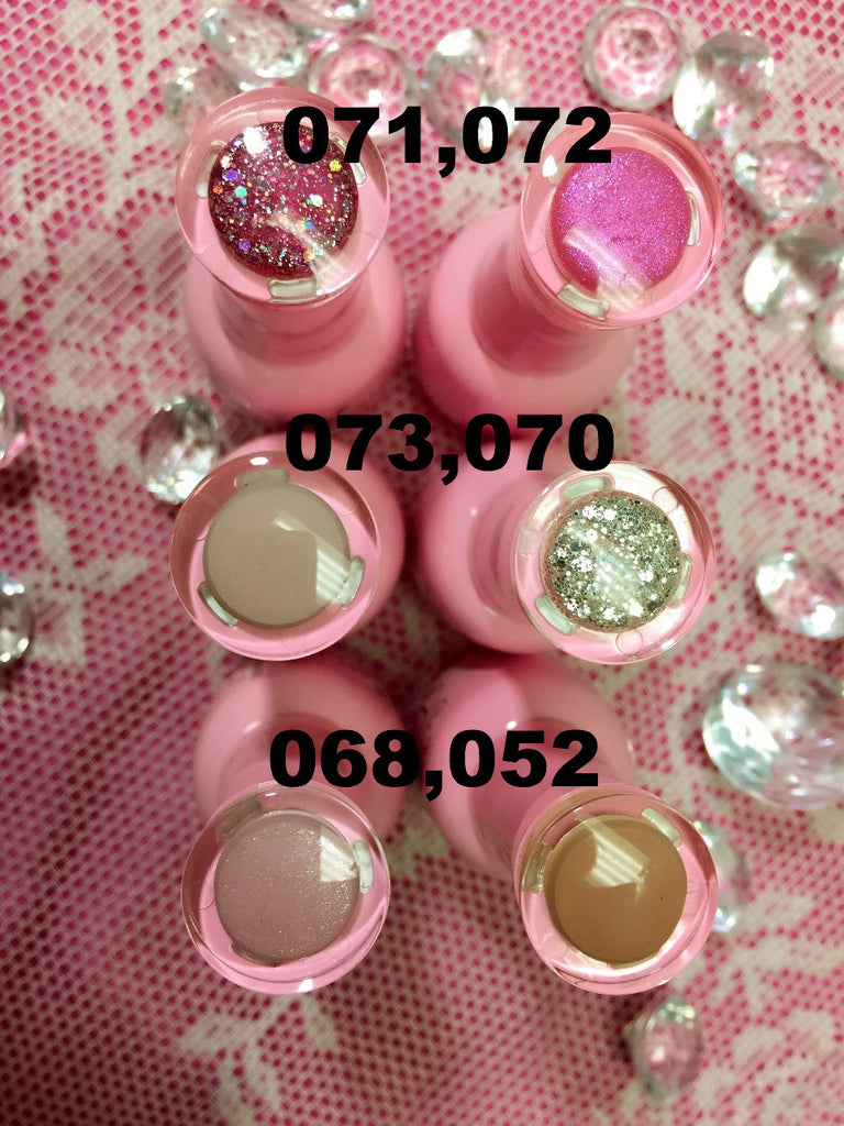 China Doll Gel Colors
