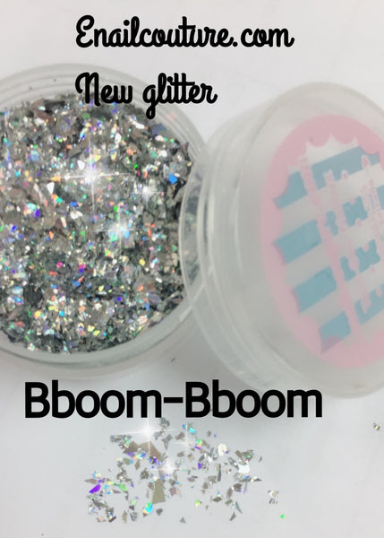 Bboom-Bboom, pure glitter mix!