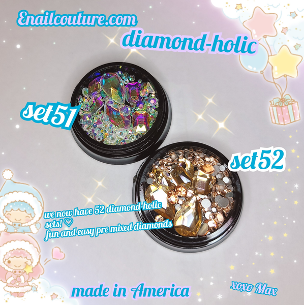 Diamond-Holic mix set !~
