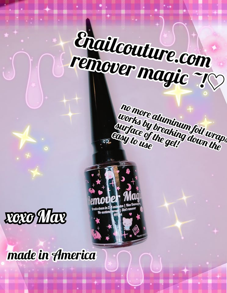 remover magic !~ (Soak-Off Gel Nail Polish Remover, Professional Remover Nail Polish Delete Primer Acrylic Clean Degreaser For Nail Art Lacquer )