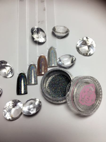 Chrome Pigment set !~