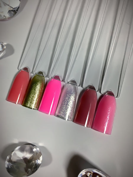 LovePaint gel polish collection~!
