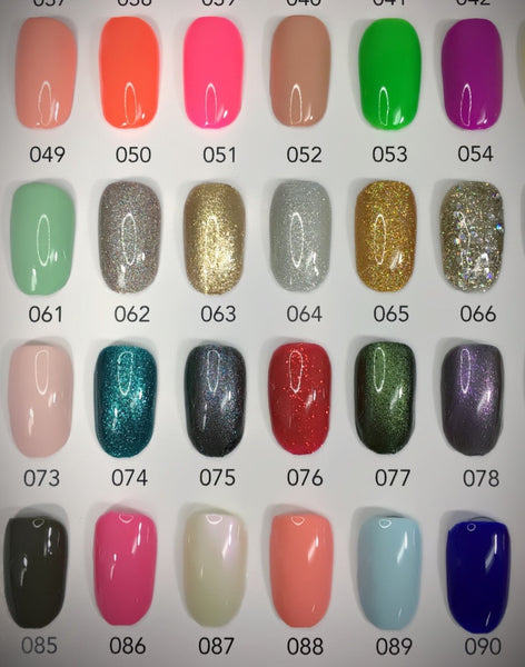 The Gel Polish!~ xoxo (#201-216)