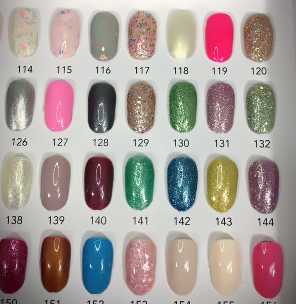 The Gel Polish!~ xoxo (#101-200)