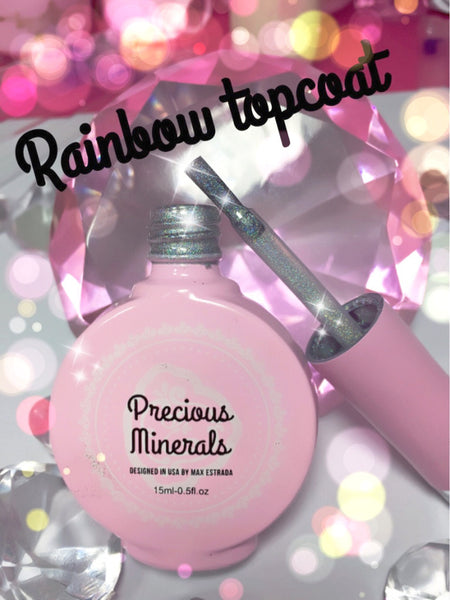 Rainbow Top Coat, Precious Minerals