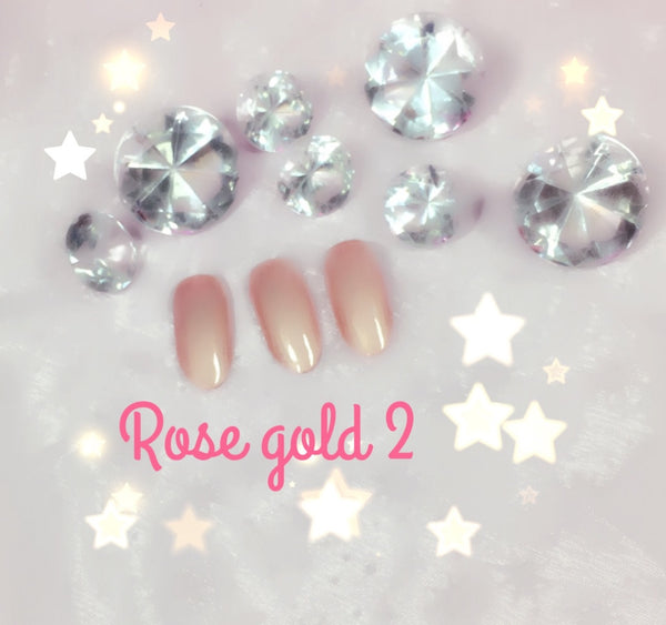 Phone Gold & Rose Gold, Precious Minerals collection