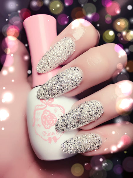 Diamond Story~! crushed diamond powders