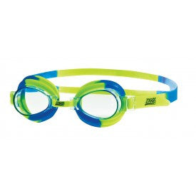 Zoggs Little Swirl Swimming Goggles – Green