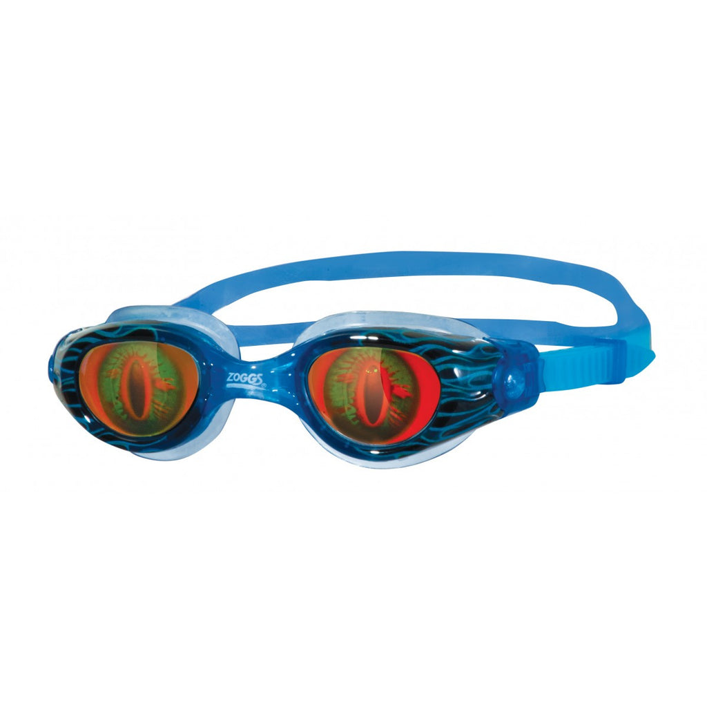 Zoggs Sea Demon Junior Swimming Goggles - Blue