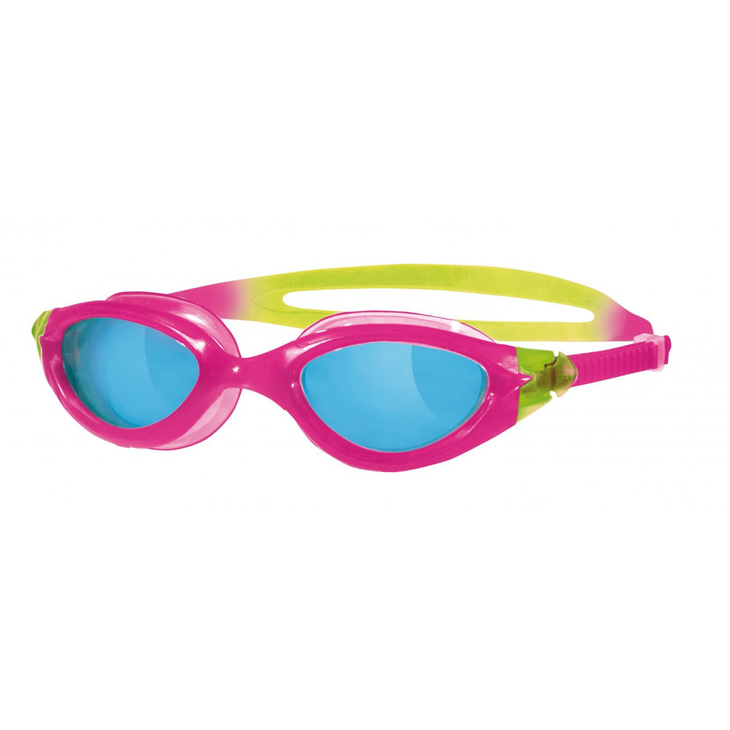 Zoggs Panorama Junior Swimming Goggles – Pink
