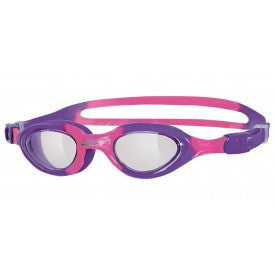 Zoggs Little Super Seal Swimming Goggles - Pink/Purple