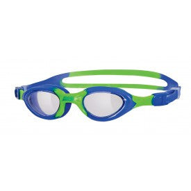 Zoggs Little Super Seal Swimming Goggles - Blue/Green