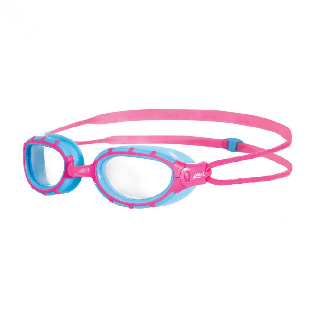 Zoggs Predator Junior Swimming Goggles – Pink