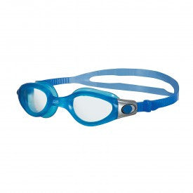 Zoggs Phantom Elite Junior Swimming Goggles – Blue