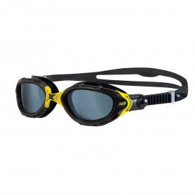 Zoggs Predator Flex Swimming Goggles – Black