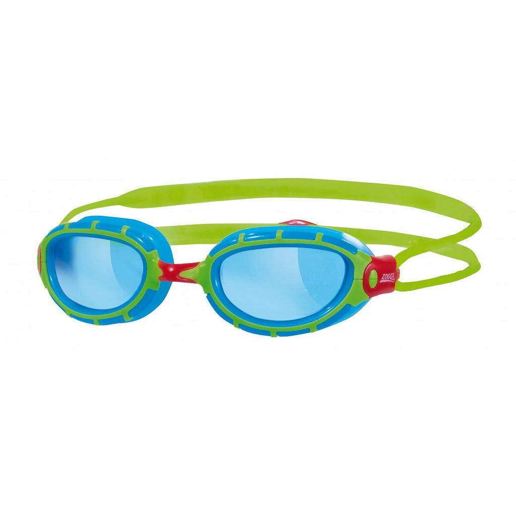 Zoggs Predator Junior Swimming Goggles – Green