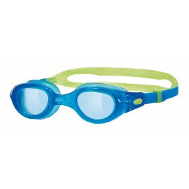 Zoggs Phantom Junior Swimming Goggles - Blue/Blue