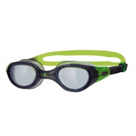 Zoggs Phantom Clear Swimming Goggles – Black