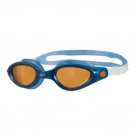 Zoggs Phantom Elite Polarised Ultra Swimming Goggles – Blue