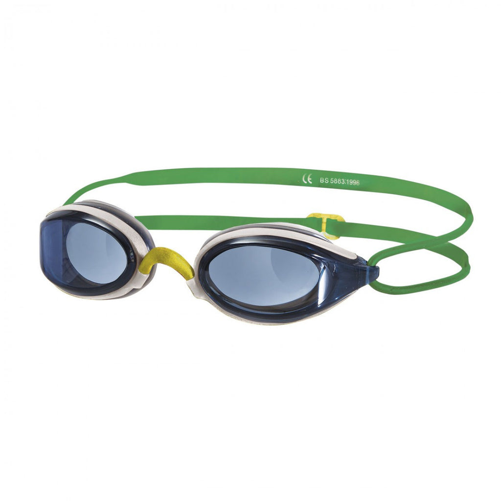 Zoggs Fusion Air Junior Swimming Goggles – White