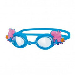 Zoggs George Pig Adjustable Swimming Goggles