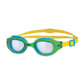 Zoggs Little Sonic Air Swimming Goggles – Green