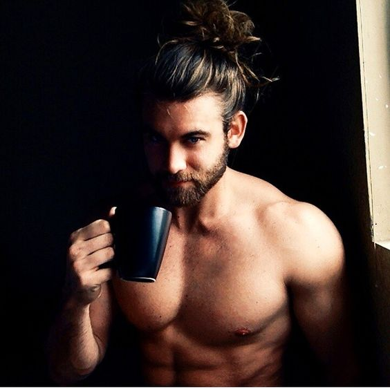Ditch Your Coffee For Beautifully Bamboo Tea to Promote Healthy Beard Growth