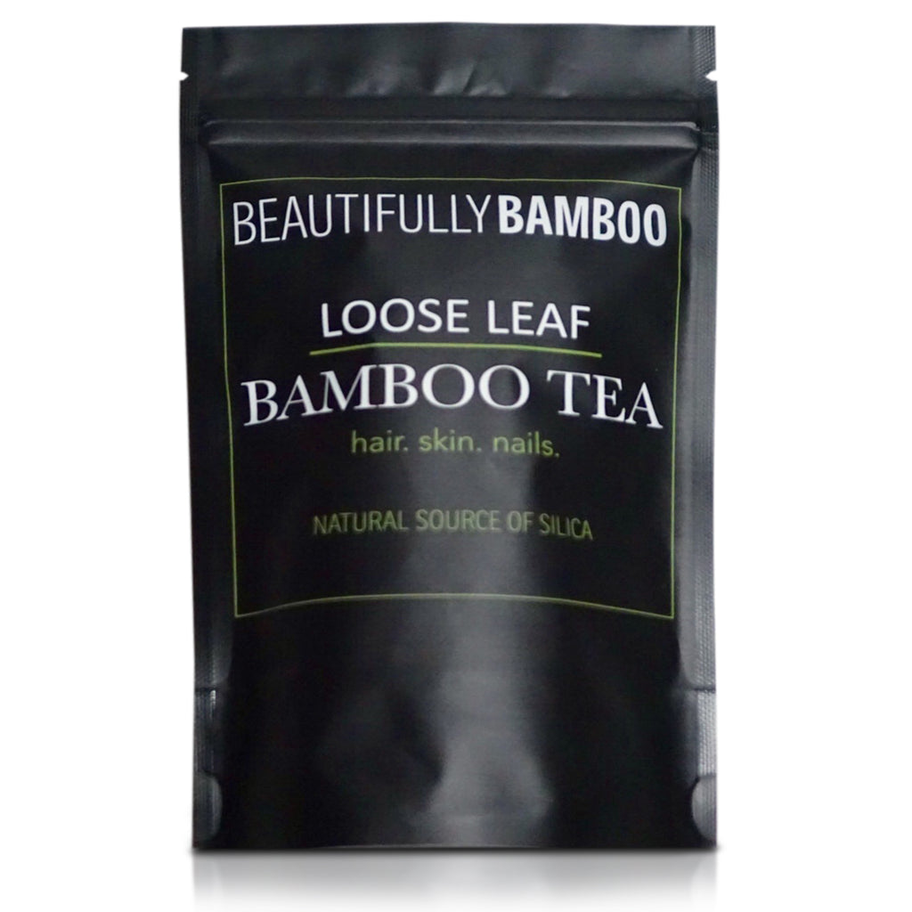 Beautifully Bamboo Tea (Loose Leaf-2 ounces)