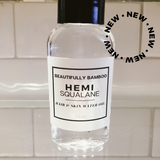 Hemi Squalane - Ultra Lightweight Hair & Skin