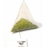 Silica Rich, Organic Bamboo Tea -Hair, Skin & Nails (30 Pyramid Tea Bags)
