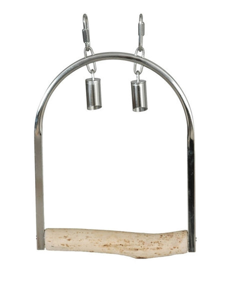 Stainless Steel Swing with Bells
