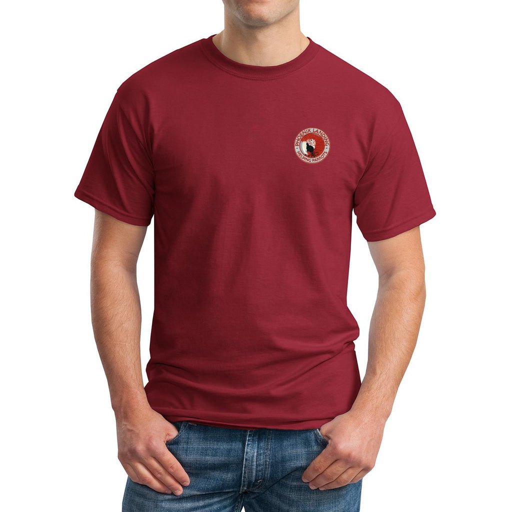 Short Sleeve Tee Shirt - Cedar