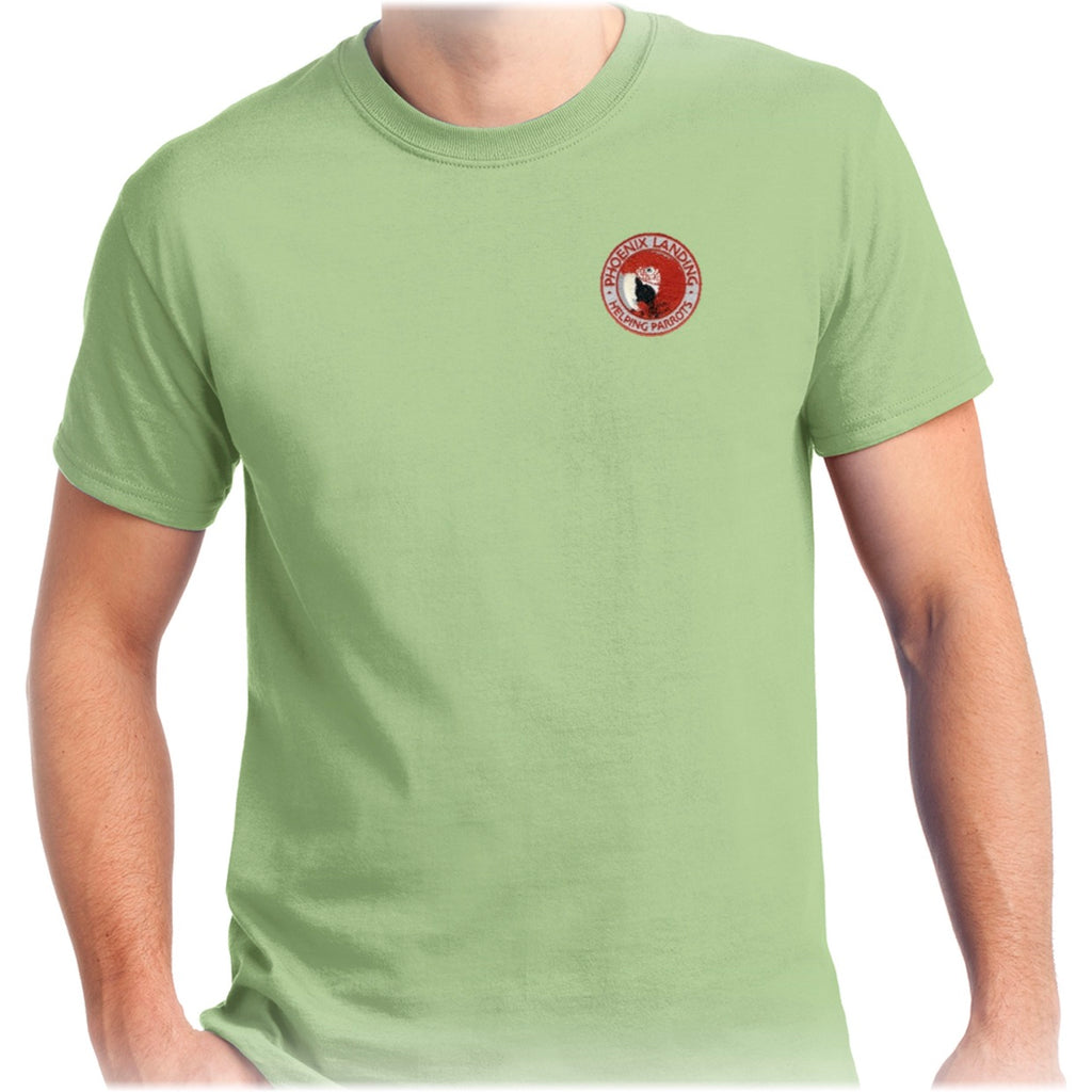 Short Sleeve Tee Shirt - Pistachio