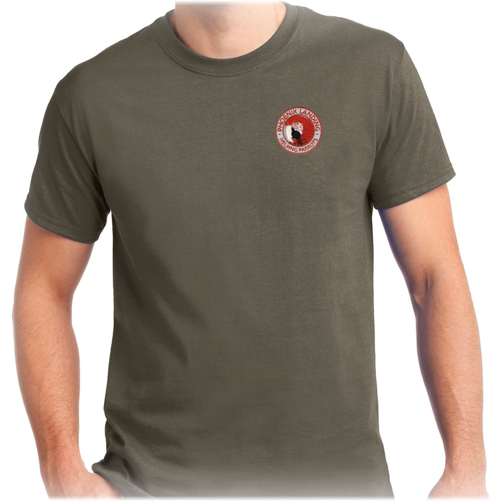 Short Sleeve Tee Shirt - Prairie Dust