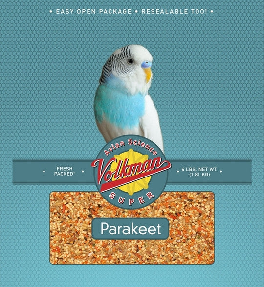 Avian Science Super Parakeet  4 lb