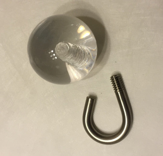 Stainless Steel Toy Hanger
