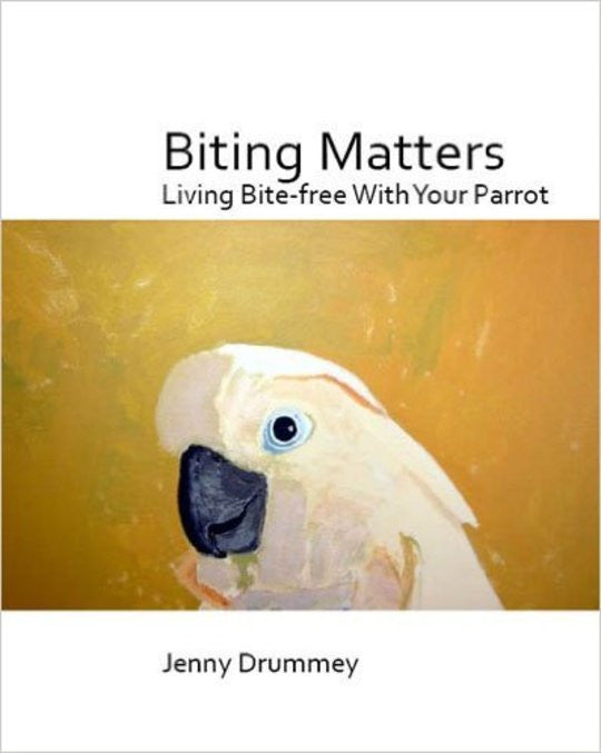 Biting Matters by Jenny Drummey