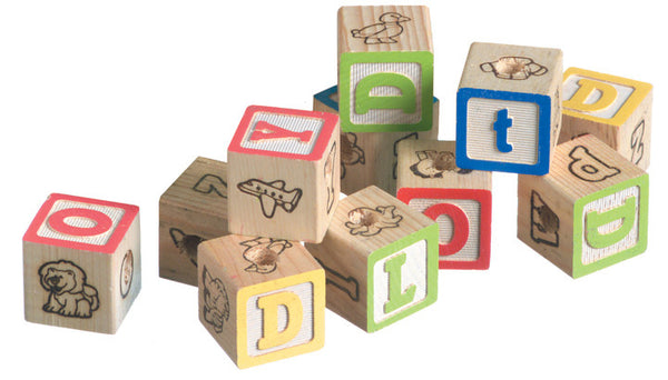ABC Blocks - 12 pk