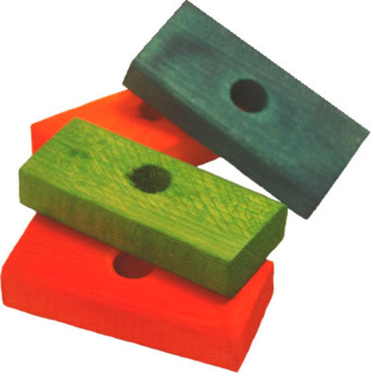 Medium Pine Blocks - 60 pk