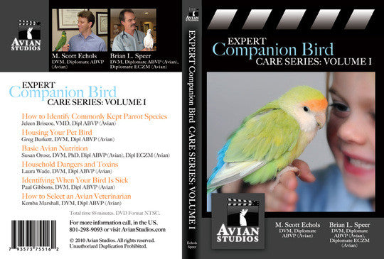 Expert Companion Bird Series
