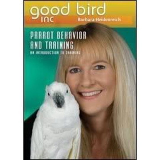 Parrot Behavior and Training
