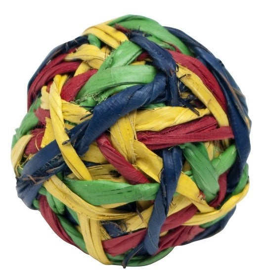 String Ball Foot Toy - Colors vary