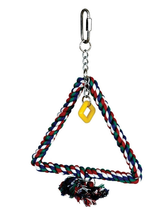 Triangle Rope Swing