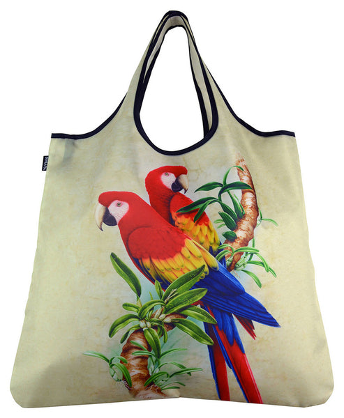 Feather Friends Reusable Shopping  Bag